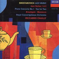 Jazz-Suite 1+2, Klavierkonzert