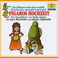Holzwurm der Oper - Figaros Hochzeit