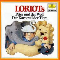 Loriot´s Peter und der Wolf