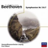Sinfonie 5 in c-Moll op.67 & Nr. 7 in A-Dur op.92