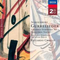 Gurreleider, Verklärte Nacht, Kammersionfonie 1