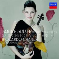 Violinkonzerte op.64 & op.26; Romanze op.85