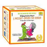 Holzwurm der Oper - 5 Mozart Opern