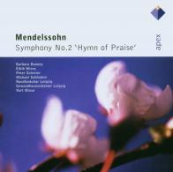 """Sinfonie Nr. 2 B-Dur op. 52 """"Hymn of Praise"""" - """"Lobgesang"""""""