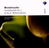 Sinfonien Nr. 1 op.11 + Nr. 5 op.107