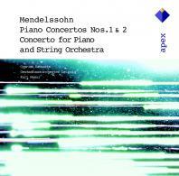 Klavierkonzert 1 & 2, Konzert für Klavier & Streicher