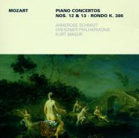 Klavierkonzerte 12,13; Rondo K.386