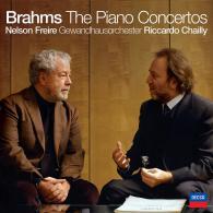 Klavierkonzert No. 1 op. 15 & No. 2 op. 83