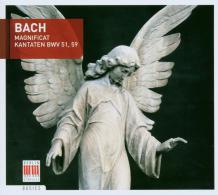 Kantaten BWV 51, 59, Magnificat