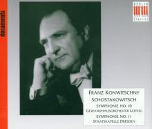 Sinfonien Nr. 10 & 11