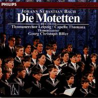 Die Motetten BWV 225 - 230