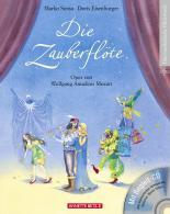 Zauberflöte - Buch & CD