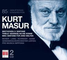 Kurt Masur zum 85.Geburtstag