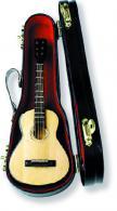 Miniatur Gitarre mit Kasten