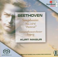 Sinfonien Nr.1 op.21 & Nr. 6 op.68