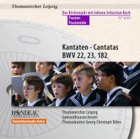 Kantaten zum Kirchenjahr - Passion - BWV 22, 23, 182 4/10