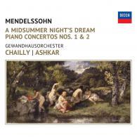 Sommernachtstraum, Ruy Blas, Klavierkonzert 1 & 2
