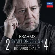 Sinfonien Nr 2 & 4
