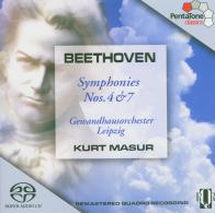 Sinfonien Nr.4 op.60 & Nr.7 op.92