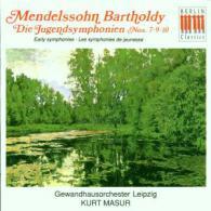 Die Jugendsinfonien Nr. 7-9-10