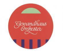 """Aufkleber """"Gewandhaus Orchester"""""""