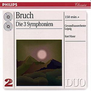 Sinfonien 1-3 (GA)