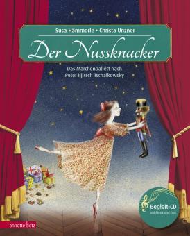 Der Nussknacker - Buch & CD