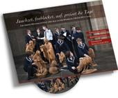 Weihnachtskarte mit CD - Auszüge-Weihnachtsoratorium