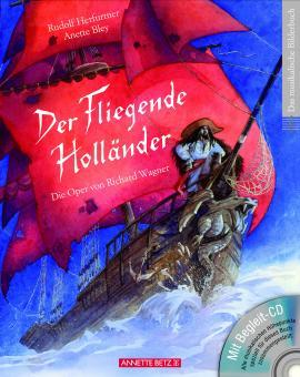Der fliegende Holländer - Buch & CD
