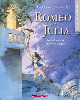 Romeo und Julia - Buch & CD