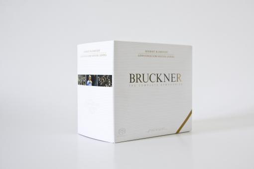 Bruckner Sinfonien - The Complete Symphonies