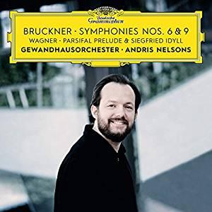 Sinfonie 6 & 9, Parsifal Prelude & Sigfried Idyll