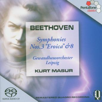 Sinfonien Nr. 3 & 8