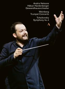 Trompetenkonzert op. 94 & Sinfonie Nr.4 op. 36 DVD