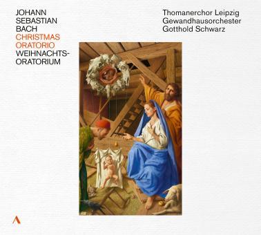 Weihnachtsoratorium - Christmas Oratorio, BWV 248