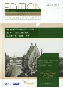 Edition Gewandhausorchester 3 / Thomanerchor