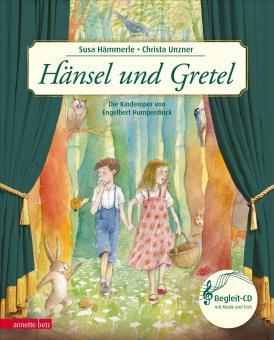 Hänsel und Gretel - Buch & CD
