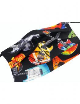 Musik - Maske Gitarre
