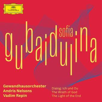 """Sofia Gubaidulina - Violinkonzert """"Dialog: Ich und Du"""""""