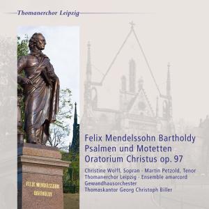Psalmen und Motetten, Oratorium Christus op.97