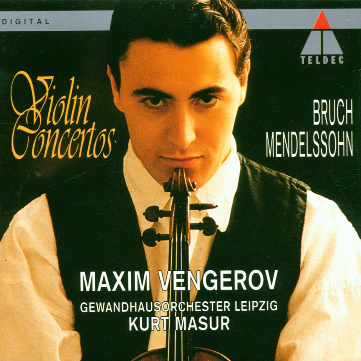 Violinkonzert op.26 & op 64