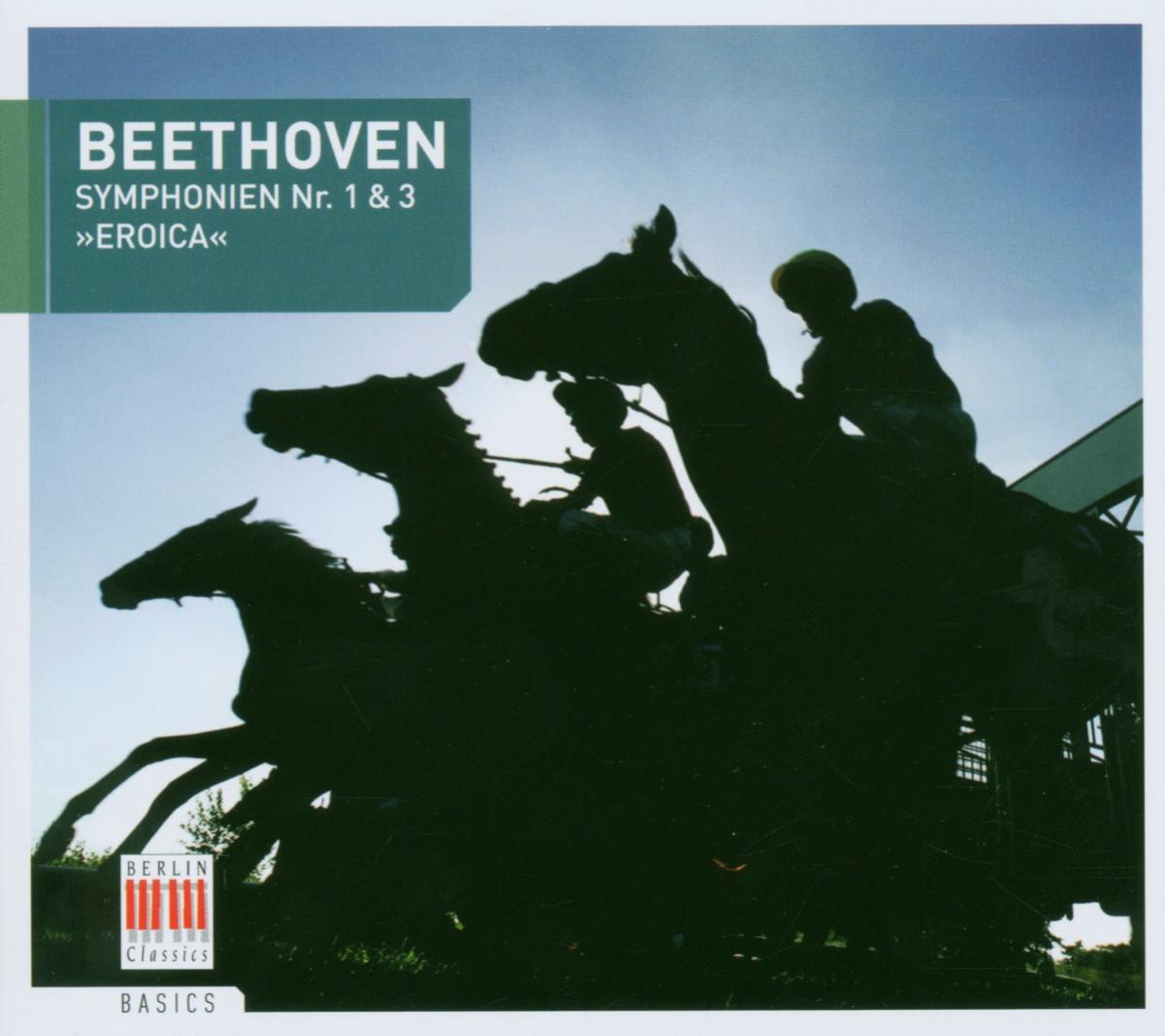 Sinfonien 1 c-dur op.21 & Nr. 3 es-dur op.55