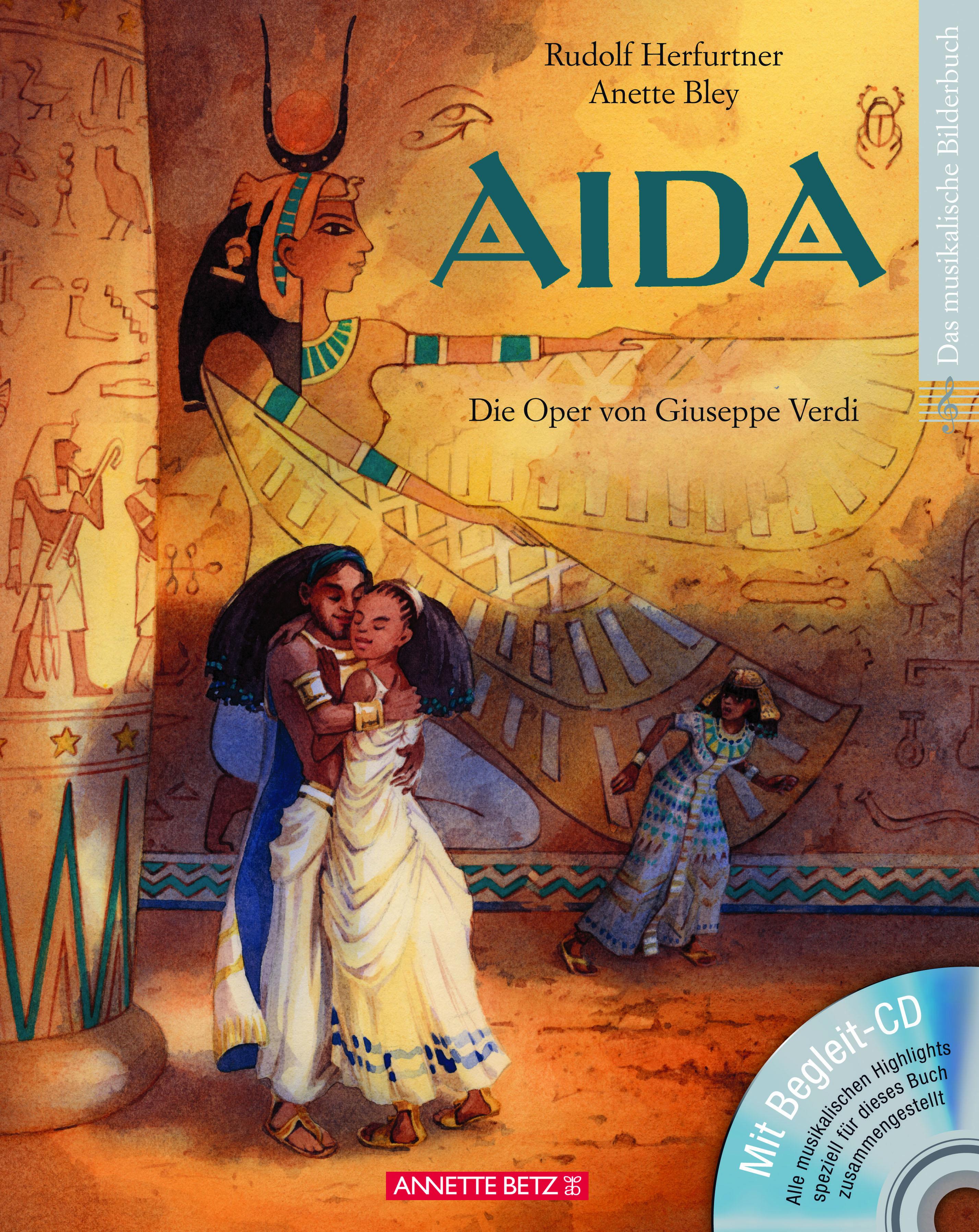 Aida - Buch & CD