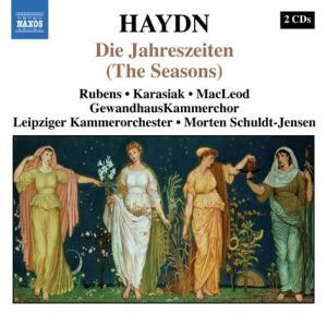 Die Jahreszeiten (The Seasons), Hob.XXI: