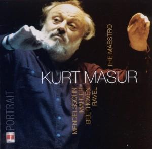 Kurt Masur - The Maestro