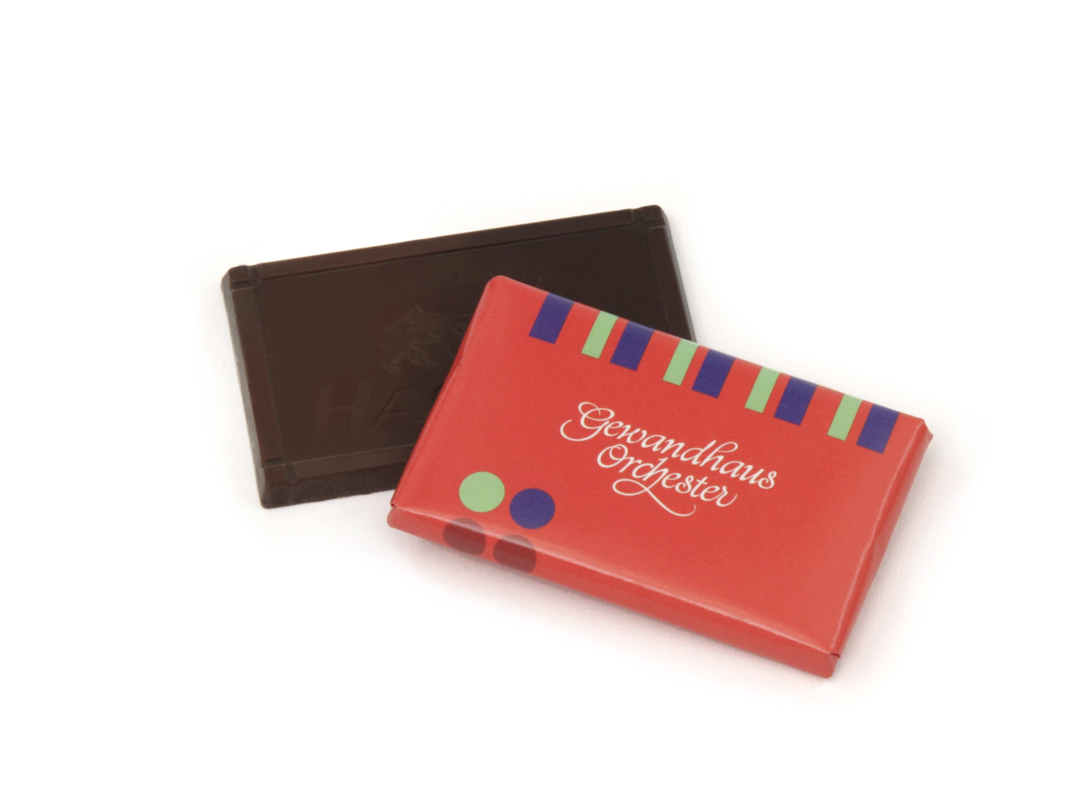 """Schokolade  """"Gewandhausorchester"""""""