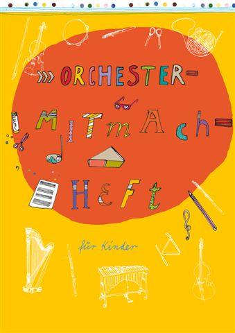 Orchester-Mitmach-Heft für Kinder